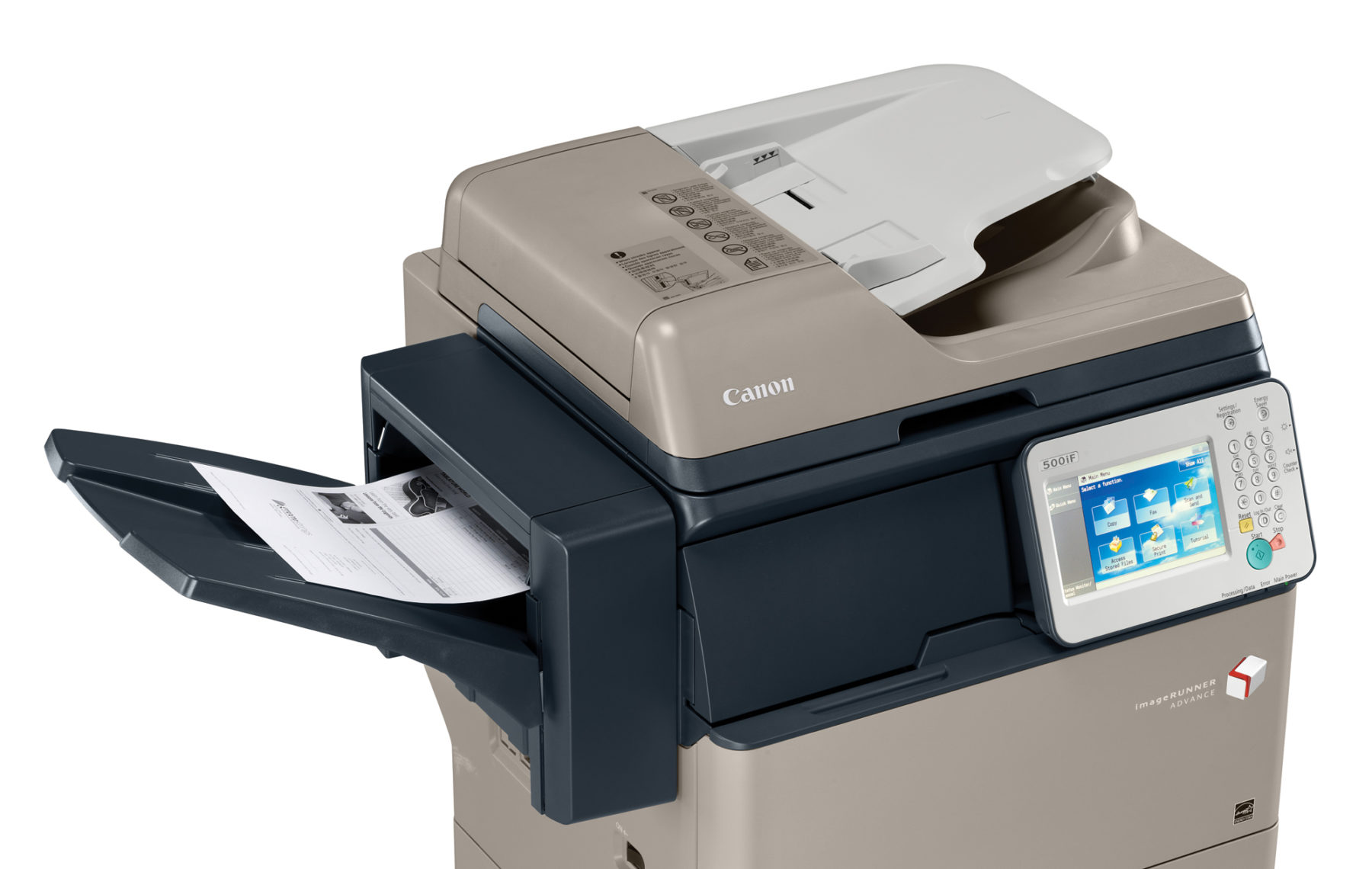 Read more about the article imageRUNNER ADVANCE 500iF